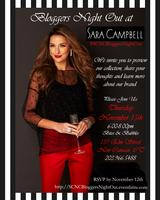 Bloggers' Night Out at Sara Campbell New Canaan!!