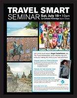Travel Smart Free Travel Seminar