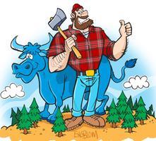 NAB Weekend: Lumberjack's Getaway!