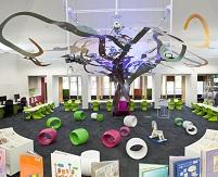 Campbelltown Public Library logo