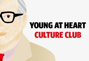 YOUNG AT HEART CULTURE CLUB: AUGUST