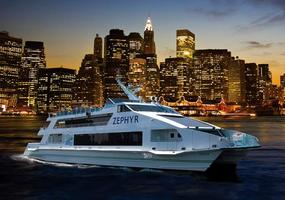 Summer Boat Cruise Party - Zephyr