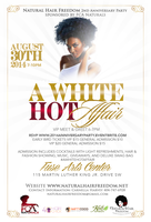All White Anniversary Party sponsored by FCA Naturals
