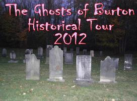 Ghosts Of Burton Historical Tour 2012
