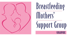 Breastfeeding Mothers' Support Group (Singapore) logo