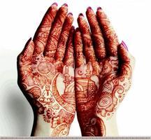 IIT's Henna Event
