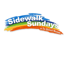Sidewalk Sundays at The Walmart Museum