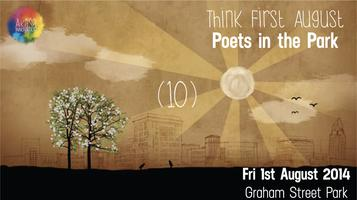 (10) Think First August 2014: Poets in the Park