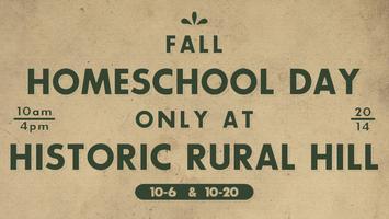 10-20-14 Rural Hill Homeschool Day BLOCK ONE...