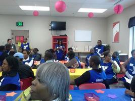 YMCA Bright Beginnings  Back to School Shopping...