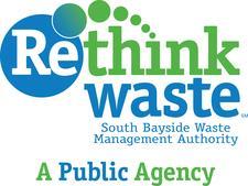 RethinkWaste logo