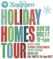 Sandpipers 20th Annual Holiday Homes Tour