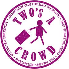 Two's a Crowd logo