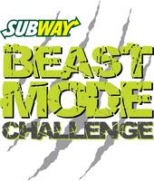 Subway Beast Mode Challenge