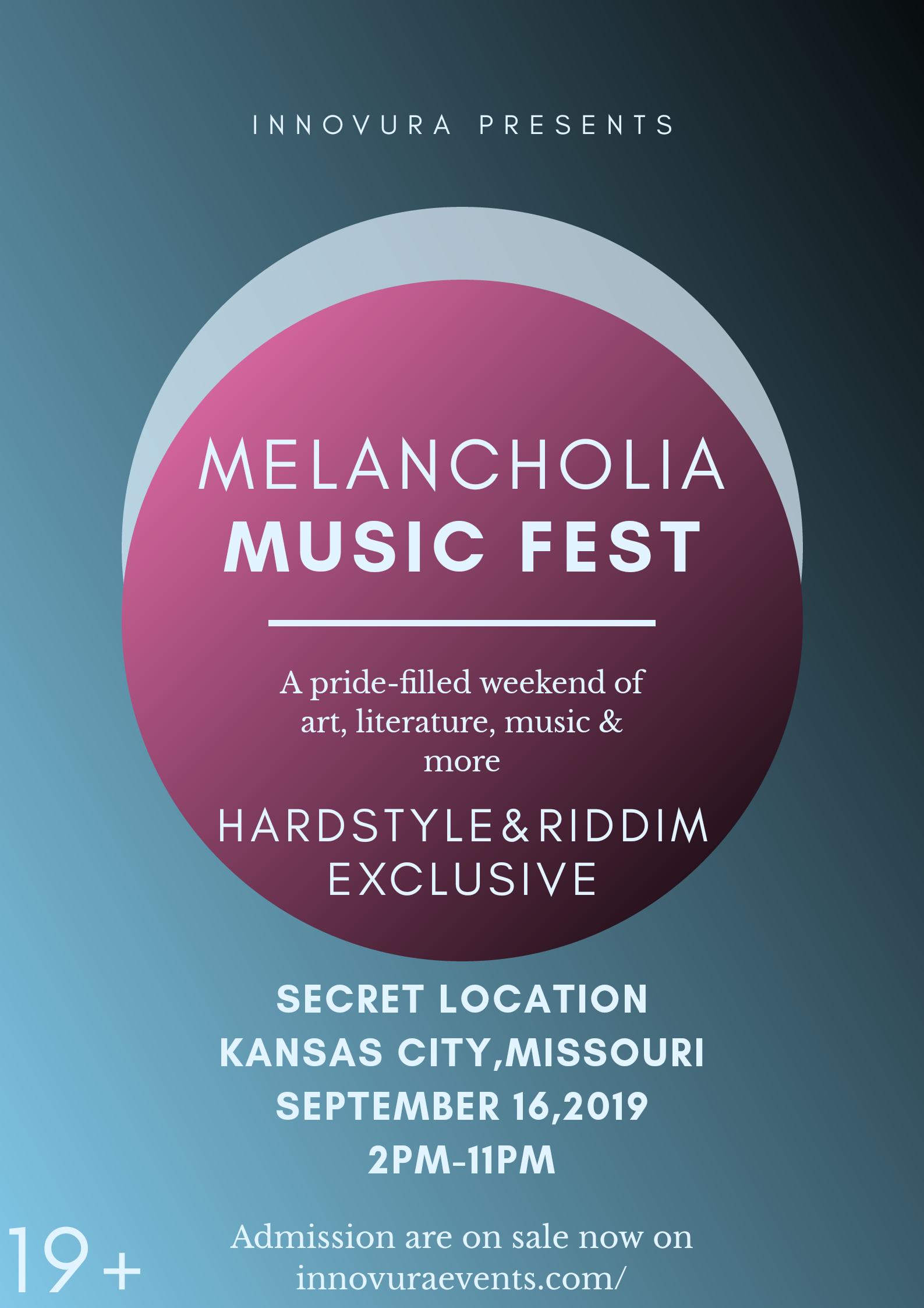 Melancholia Fest 2019 GA