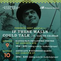 If These Walls Could Talk @ KULTURA (Saturday Aug 9)