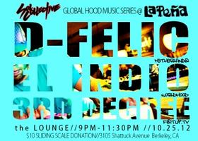 Sol Collective presents D-Felic, Live Artist, DJ & Producer