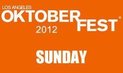 LA Oktoberfest SUNDAY