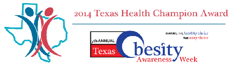 2014 Texas Health Champion Award Ceremony