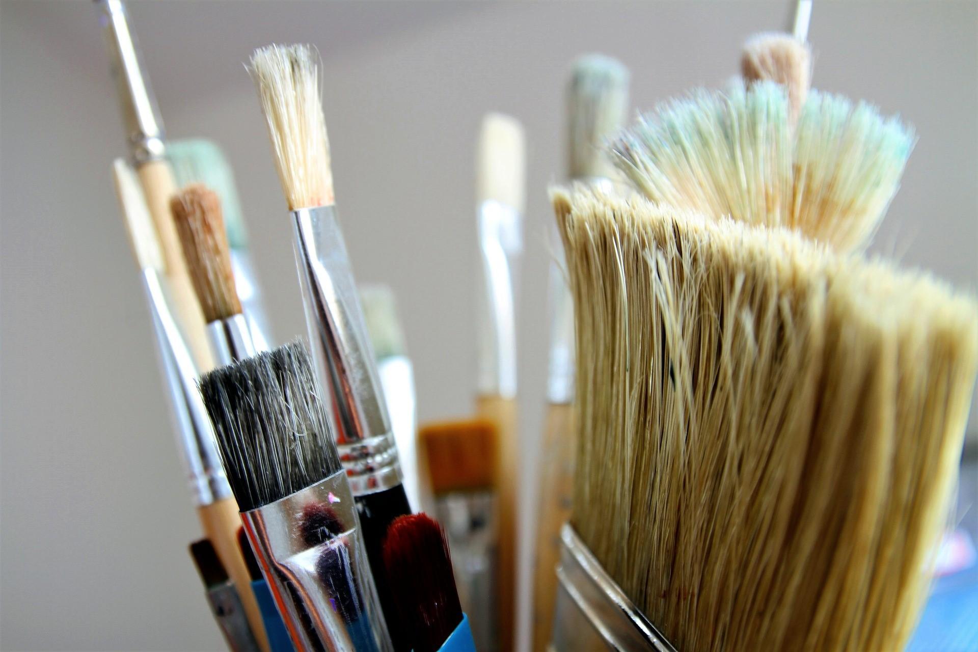New! Learn to paint! I Neu! Lernen zu malen! Monthly ticket. / Monatskarte.