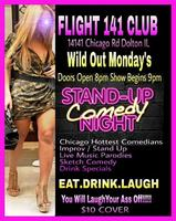 Wild Out Monday's - Live Comedy Show + 1st Drink...