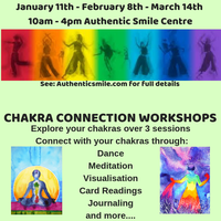 Chakra Connection Workshops