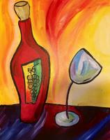 """Paint & Sip """"Wine Not"""" at the British Beer Company in..."""