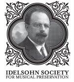 Idelsohn Society for Musical Preservation  logo