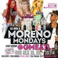 Moreno Mondays : Hosted By Super Producer Drumma Boy &...