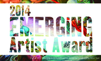 2014 Emerging Artist Award presented by Brierty