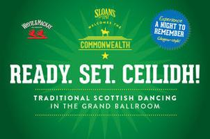Ready, Set, Ceilidh Sponsored by Whyte & Mackay