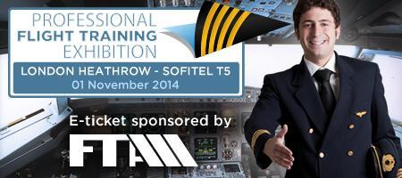 Professional Flight Training Exhibition London Heathrow