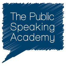 The Public Speaking Academy logo