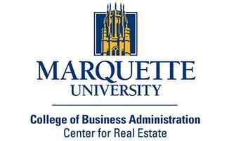 2014 Marquette University Real Estate Strategies...