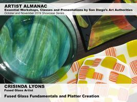 Artist Almanac: Fused Glass Workshop