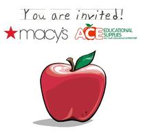 Teacher Appreciaton Breakfast at Macy's Westshore...