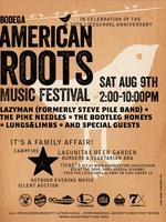 American Roots Music Festival - Bodega, CA