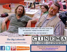 August Film Screening: The Big Lebowski