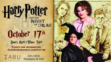 Harry Potter and the Night of Drag