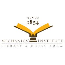 Mechanics' Institute Library & Chess Room logo
