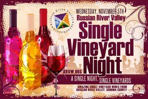 Russian River Valley Single Vineyard Night