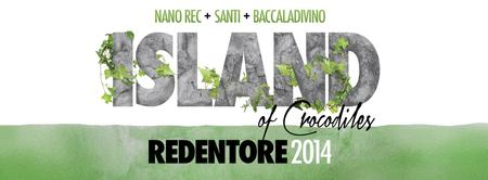 Island of Crocodiles - Festa del Redentore