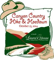 Canyon Country Hike & Hoedown for Laura's House