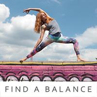 Find a Balance - Akhanda Yoga & Wellbeing Workshops