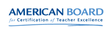 American Board for Certification of Teacher Excellence  logo