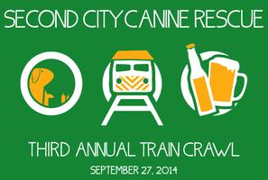 Third Annual Train Crawl
