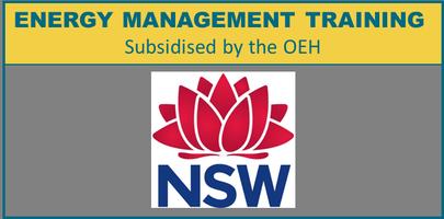 Energy Management - 2 half day workshops - register your...