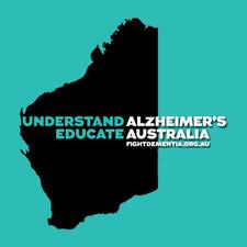Alzheimers Australia WA  logo