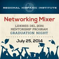 Networking Mixer - Lideres del 2014 - Mentorship...