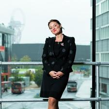Kadine James U.K Chair of Women in 3D Printing logo